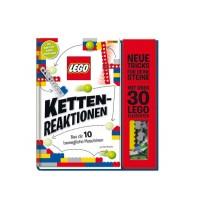 Panini Verlags GmbH, 3654, Buch-Set mit Legosteinen