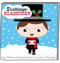 Tonies - Tonie - 5 Lieblings-Klassiker - Eine Weihnachtsgeschichte und vier weitere Klassiker