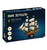 Revell - 3D Puzzle HMS Victory