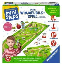 Ravensburger ministeps - Mein Wimmelbild-Spiel