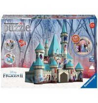 Ravensburger Puzzle - 3D Puzzle Disney™ Frozen 2 Schloss