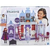 Hasbro - Die Eiskönigin 2 - Arendelle Schloss für unterwegs