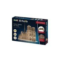 Revell - 3D Puzzle Notre Dame de Paris