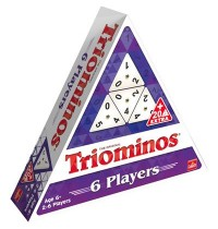 Goliath Toys - Triominos 6 Players