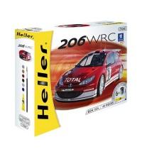 Heller Classic - PEUGEOT 206 WRC 03