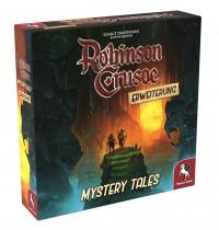 """Robinson Crusoe Erw. Mystery """"""""Mystery Tales"""""""""""