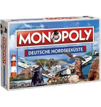 Winning Moves - Monopoly - Deutsche Nordseeküste