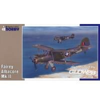 1/48 Fairy Albacore Mk. II Hersteller: Special Hobby