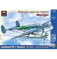 1/72 Lockheed PV-1 Ventura Hersteller: ARK Models