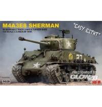 1/35 Sherman M4A3E8 Hersteller: Rye Field Model