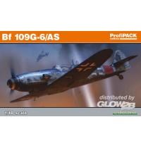 1/48 Bf 106G-6/AS Hersteller: Eduard Plastic Kits