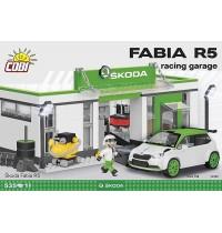 Cobi SKODA - RACING GARAG SKODA FABIA R5 - RACING GARAGE