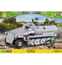 COBI - Small Army - SD.KFZ. 251/10 Ausführung C