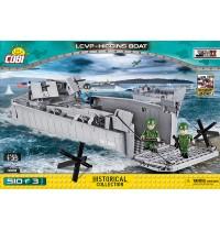 WS D-DAY-LCVP Cobi SMALL ARMY /4813/ WS D-DAY-LCVP 510 PCS