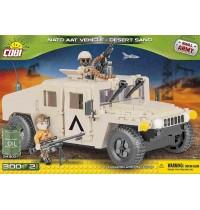COBI - US & Nato Vehicle - Nato AATV Desert Sand