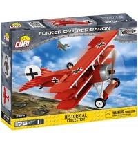 COBI - Great War - Fokker Dr.1 Red Baron