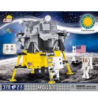 Cobi APOLLO 11 370 PCS SMITHSONIAN /21079/ APOLLO 11