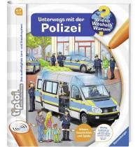 Ravensburger Buch - tiptoi - Wieso? Weshalb? Warum? - Unterwegs mit der Polizei