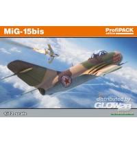 1/72 MiG-15bis Hersteller: Eduard Plastics Kits