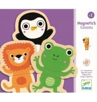 Djeco - Magnetspiel: Coucou