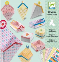 Djeco - Kirigami - Small boxes