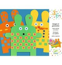 Djeco - 3-6 Design by: 6 bunnies