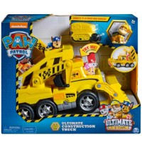 Spin Master - Paw Patrol - Ultimate Construction Truck