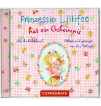 Coppenrath - CD Hörspiel - Prinzessin Lillifee hat ein Geheimnis