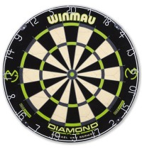 Dartboard Winmau MvG Diamond Dartboard Winmau MvG Diamond Edition  3014