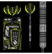 Steeldart Winmau MvG Authenti Steeldart Winmau MvG Authentic  1443-22g