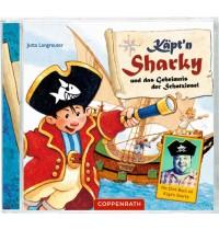 Coppenrath - CD Hörspiel - Käptn Sharky und das Geheimnis der Schatzinsel
