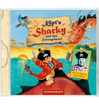 Coppenrath - CD Hörspiel - Käptn Sharky und das Seeungeheuer