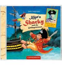 Coppenrath - CD Hörspiel - Käptn Sharky und die Gefängnisinsel
