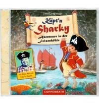 Coppenrath - CD Hörspiel - Käptn Sharky - Abenteuer in der Felsenhöhle