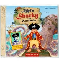 Coppenrath - CD Hörspiel - Käptn Sharky und der Riesenkrake