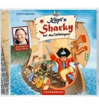 Coppenrath - CD Hörspiel - Käptn Sharky bei den Wikingern