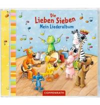 Coppenrath - CD Hörspiel - Die Lieben Sieben - Mein Liederalbum