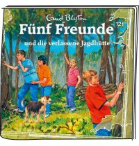 Tonies - Tonie - Fünf Freunde Verlassene Jagdhütte