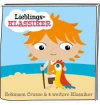Tonies - Tonie - Lieblings-Klassiker, Robinson Crusoe