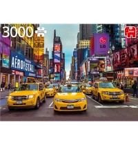 Jumbo Spiele - New Yorker Taxis - 3000 Teile