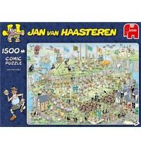 Jumbo Spiele - Jan van Haasteren - Highland Games - 1500 Teile