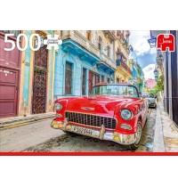 Jumbo Spiele - Havanna, Kuba - 500 Teile