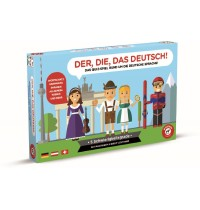 Piatnik - Der, Die, Das Deutsch!