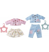 Zapf Creation - Baby Annabell Outfit Boy & Girl 43 cm