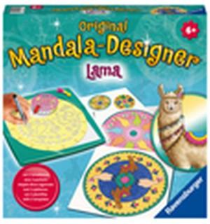 Midi Mandala-Designer Lama
