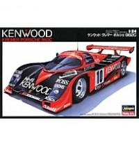 1/24 Kenwood Kremer Porsche 9 Hersteller : Hasegawa