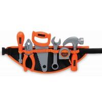 Smoby - Roleplay - Black und Decker Werkzeuggürtel