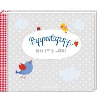 Eintragalbum: Papperlapapp - Deine erste