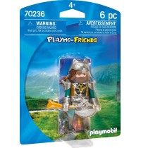 Playmobil® 70236 - Playmo-Friends - Wolfskrieger