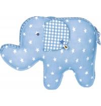 KissEnte Nelli Elefant BabyGlück, hellblau